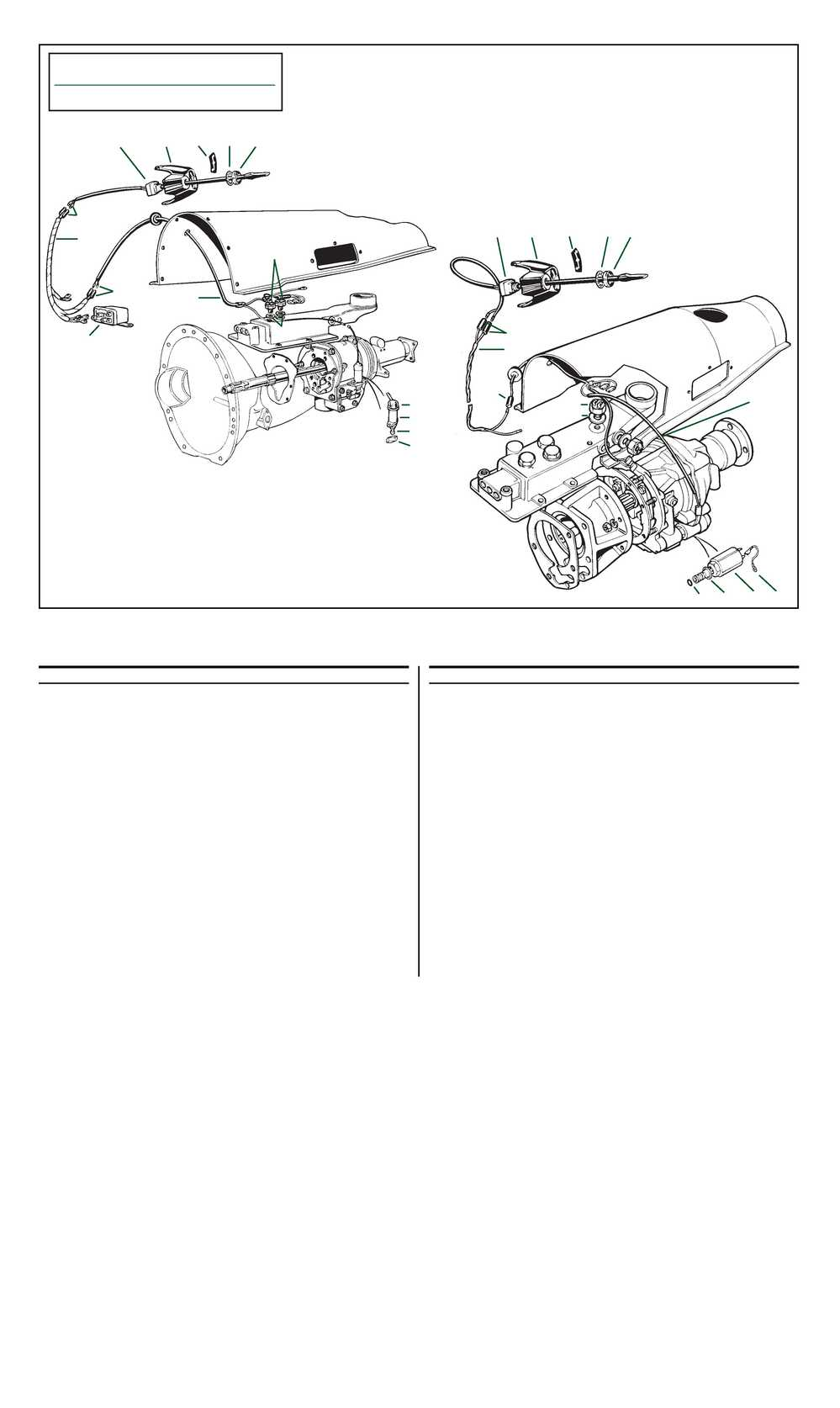 roadster factory overdrive electrical tr6 assembly manual Wiring-Diagram Bypassing an Ammeter Triumph TR6 points of interest on a tr6