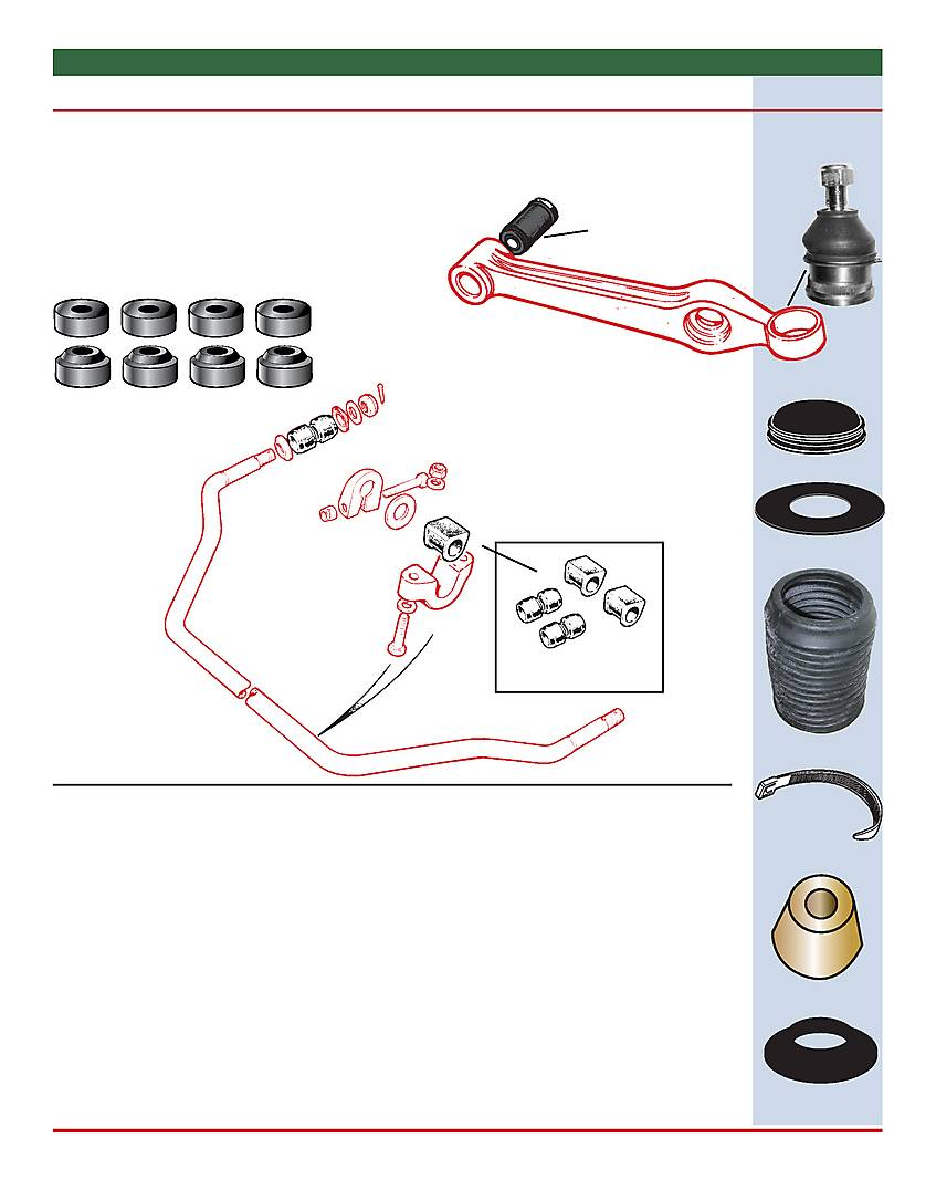 Front Suspension Components With High Tr7 Wiring Diagram Scroll To View Page